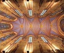 sklepienie katedralne