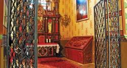tumba biskupa Piotra z Bnina w kaplicy św. Józefa