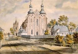 katedra włocławska przed regotyzacją